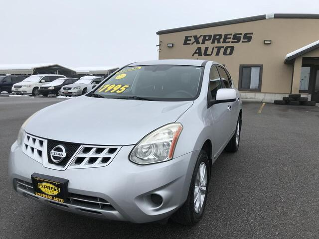 2012 Nissan Rogue SV North Logan UT