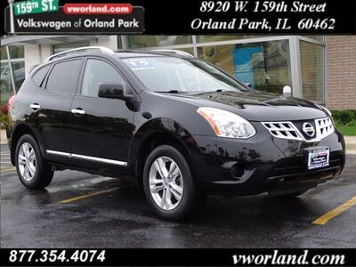 2012_Nissan_Rogue_SV_ Orland Park IL