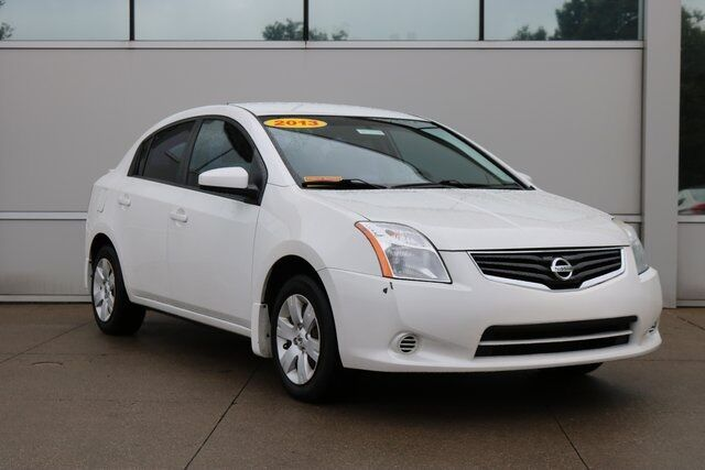 2012 Nissan Sentra 2.0 S Lexington KY