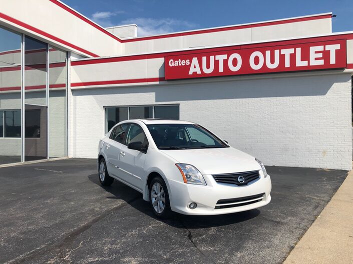 2012 Nissan Sentra 2.0 SL Richmond KY