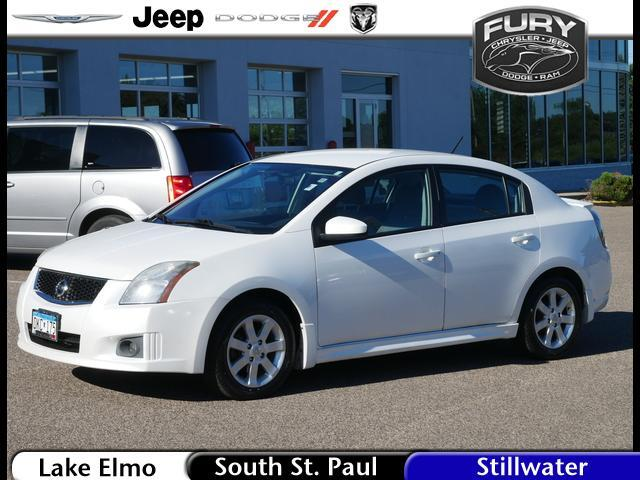 2012 Nissan Sentra 2.0 SR South Saint Paul MN