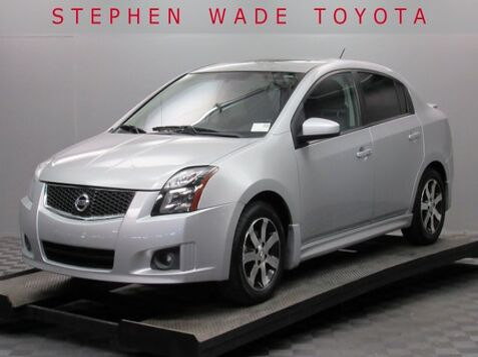 2012_Nissan_Sentra_2.0 SR_ St George UT
