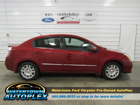 2012 Nissan Sentra 2.0 Watertown SD