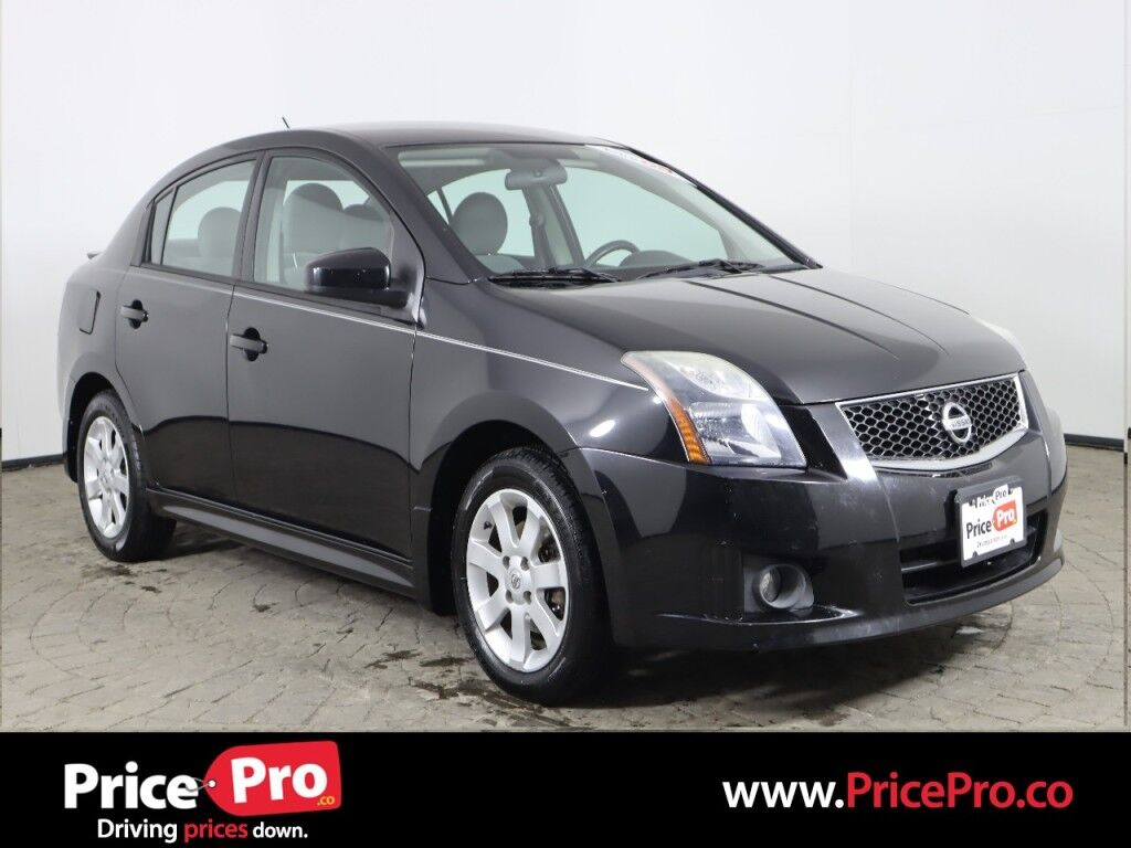 2012 Nissan Sentra SR Maumee OH