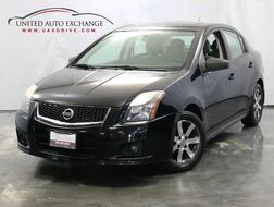 2012_Nissan_Sentra_Special Edition / 2.0L 16-Valve Engine / FWD / Sunroof / Navigation_ Addison IL