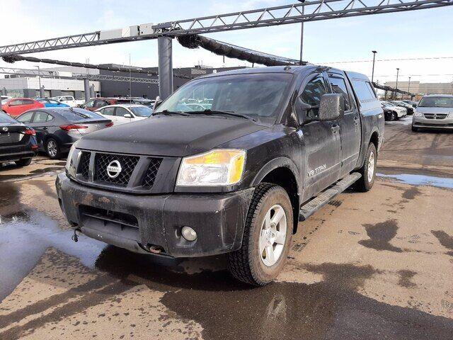 2012 Nissan Titan PRO-4X | CREW CAB | V8 | *GREAT DEAL* Calgary AB