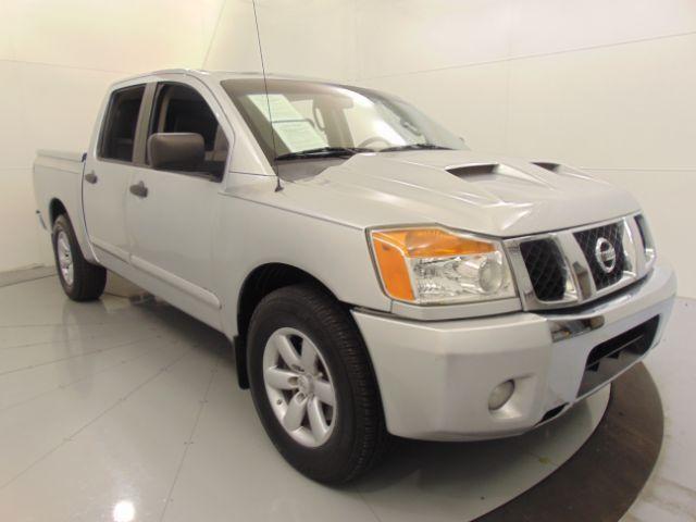 2012 Nissan Titan SV Crew Cab 2WD Dallas TX