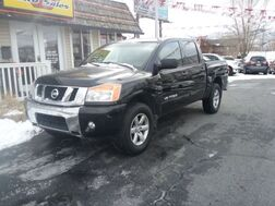 2012_Nissan_Titan_SV Crew Cab 4WD_ Pocatello and Blackfoot ID