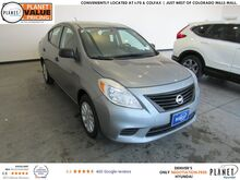 2012 Nissan Versa 1.6 S Golden CO