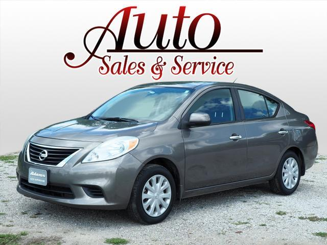 2012 Nissan Versa 1.6 SV Indianapolis IN