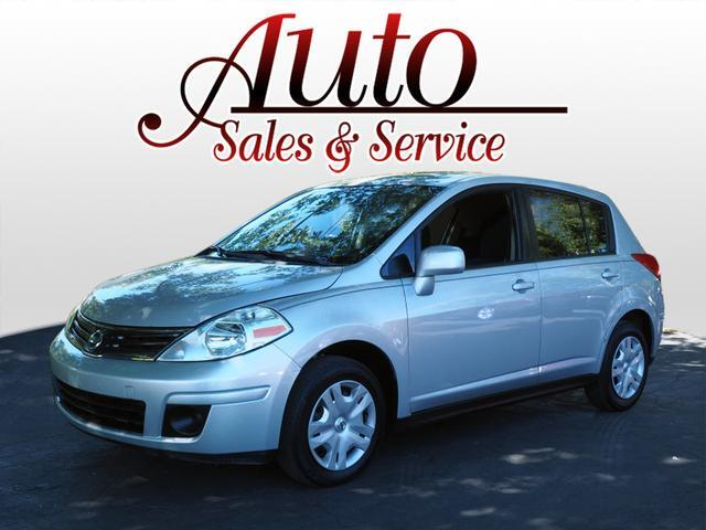 2012 Nissan Versa 1.8 S Indianapolis IN