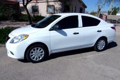 2012_Nissan_Versa_S_ Apache Junction AZ