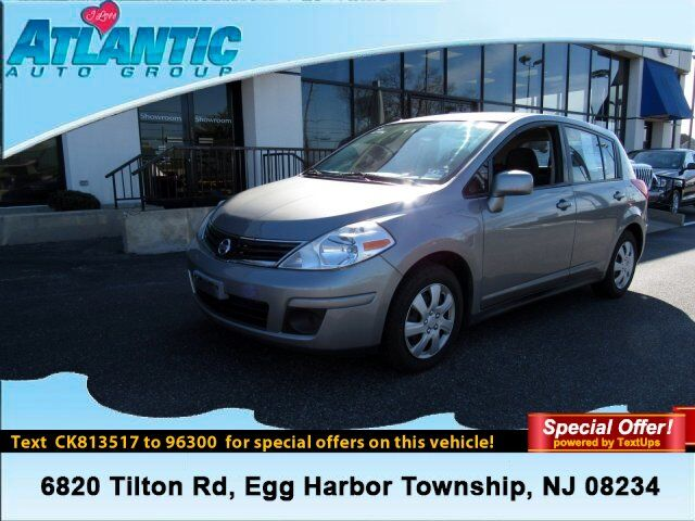 2012 Nissan Versa S Egg Harbor Township NJ