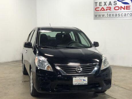 2012 Nissan Versa SV AUTOMATIC CRUISE CONTROL STEERING WHEEL CONTROLS AUX INPUT Carrollton TX