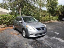 2012_Nissan_Versa_SV_ Gainesville FL