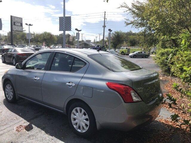 2012 Nissan Versa SV Gainesville FL