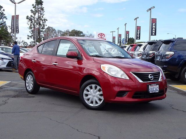 2012 Nissan Versa SV National City CA