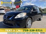 2012 Nissan Versa SV w/Great MPG & Low Miles