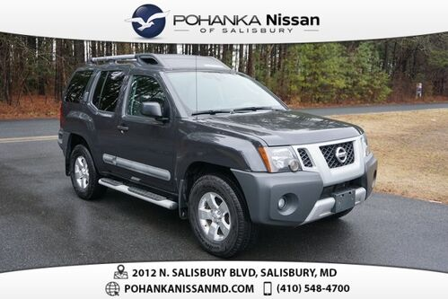2012_Nissan_Xterra_S_ Salisbury MD