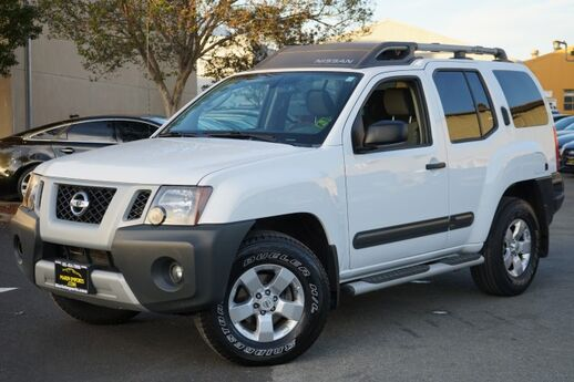 2012 Nissan Xterra S San Rafael CA