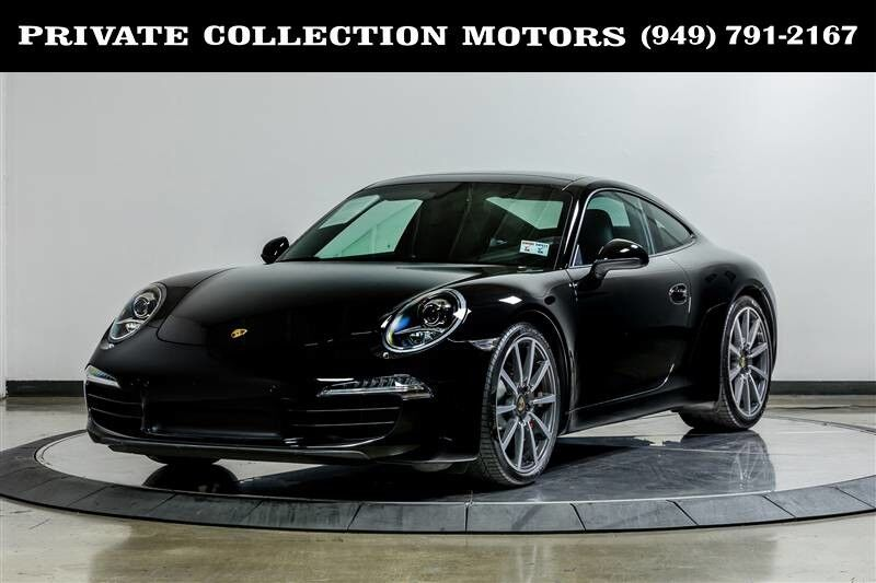 2012_Porsche_911_991 Carrera S 1 Owner Clean Carfax $115,780 MSRP_ Costa Mesa CA