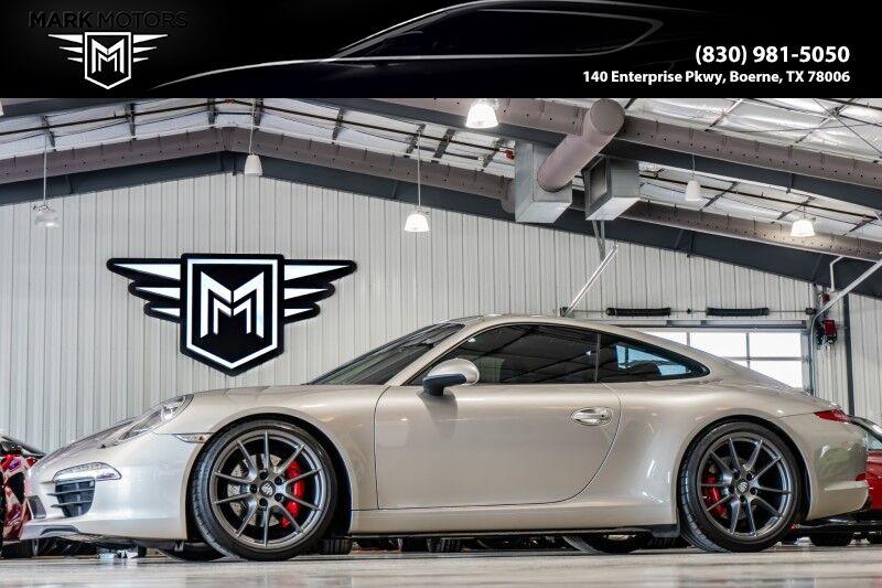 2012_Porsche_911_991 Carrera S_ Boerne TX