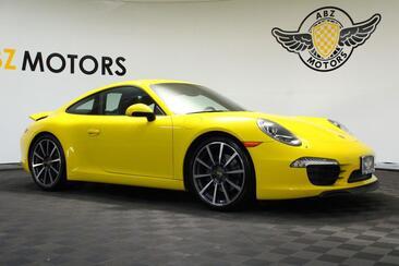 2012_Porsche_911_991 Carrera Sunroof,Navigation,AC/Heated Seats,BOSE Sound_ Houston TX