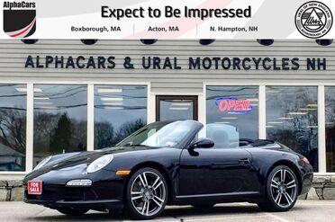 2012_Porsche_911_997 Carrera_ Boxborough MA
