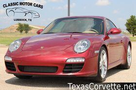 2012_Porsche_911_997 Carrera S_ Lubbock TX