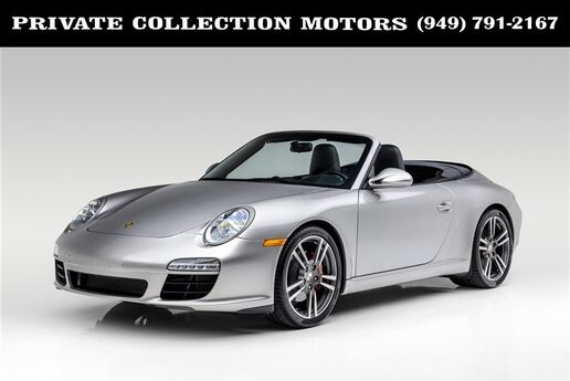 2012 Porsche 911 997 Carrera S Only 36k Miles Clean Carfax Costa Mesa CA