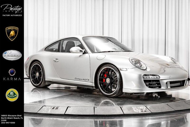 2012_Porsche_911_Carrera 4 GTS_ North Miami Beach FL