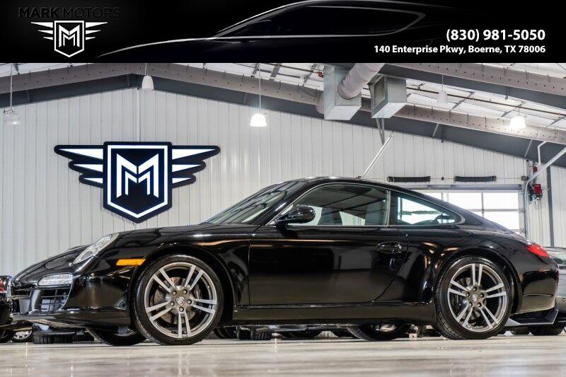 2012_Porsche_911_Carrera Black Edition_ Boerne TX