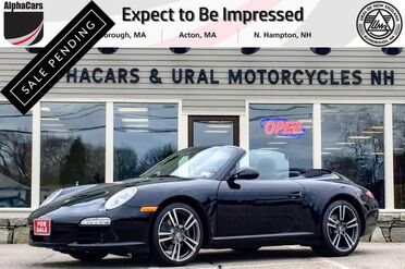 2 Alphacars Pre Owned Porsche 911 In New England
