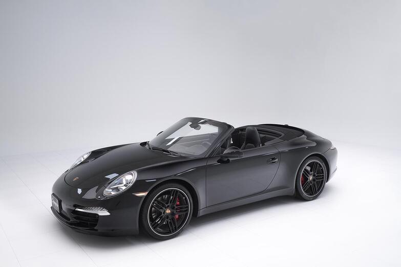 2012 Porsche 911 Carrera S Cab Pompano Beach FL