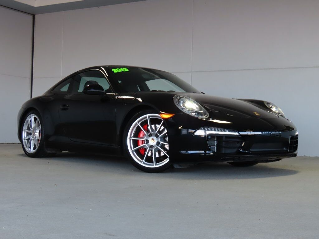2012 Porsche 911 Carrera S Merriam KS