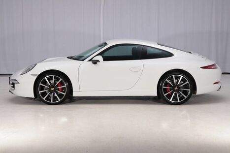 2012_Porsche_911 Coupe_991 Carrera 7MT_ West Chester PA