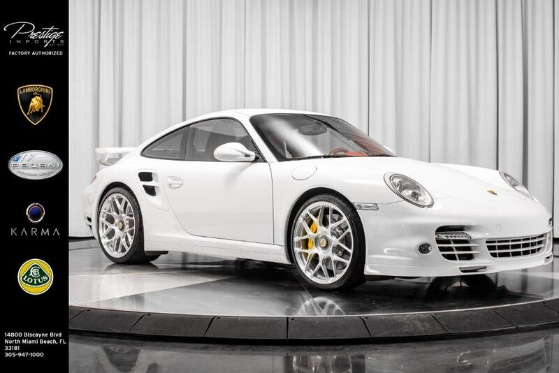 2012_Porsche_911_S Turbo_ North Miami Beach FL