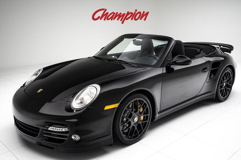 2012 Porsche 911 S Turbo Pompano Beach FL
