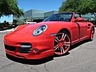 2012 Porsche 911 Turbo Cabriolet Scottsdale AZ