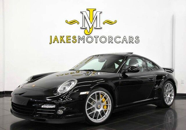 2012 Porsche 911 Turbo S Coupe ($170,260 MSRP)~ 1-OWNER CALIFORNIA CAR!