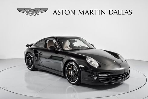 2012_Porsche_911_Turbo S_ Dallas TX