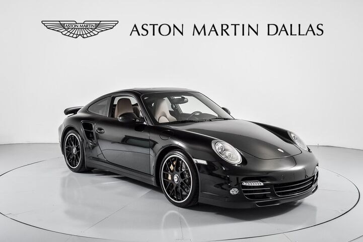 2012 Porsche 911 Turbo S Dallas TX