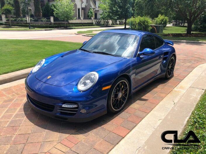 2012 Porsche 911 Turbo S The Woodlands TX