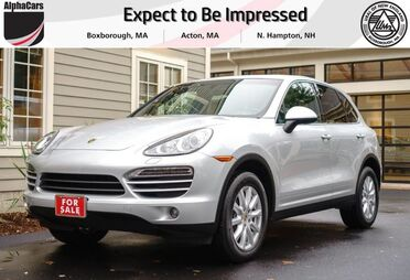 2012_Porsche_Cayenne__ Boxborough MA