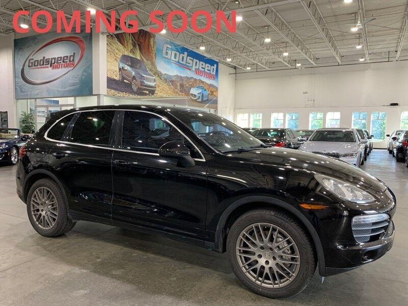 2012_Porsche_Cayenne_S 75K MSRP_ Charlotte NC