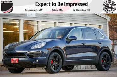 2012_Porsche_Cayenne_S_ Boxborough MA