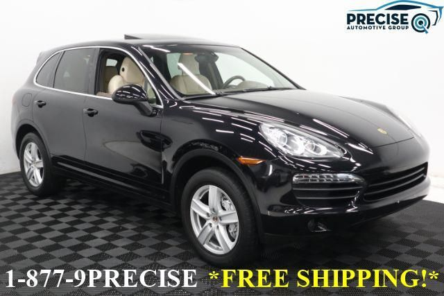 2012 Porsche Cayenne S Chantilly VA
