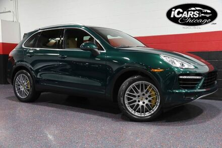 2012_Porsche_Cayenne_Turbo 4dr Suv_ Chicago IL
