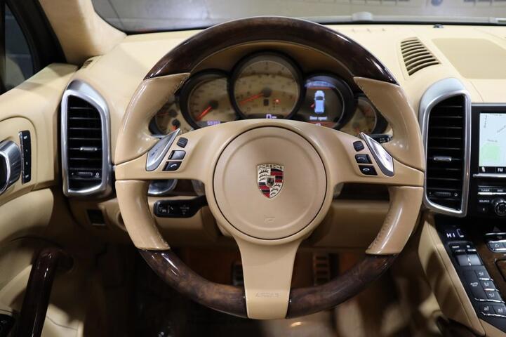 2012 Porsche Cayenne Turbo 4dr Suv Chicago IL