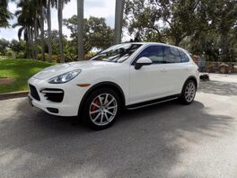 2012_Porsche_Cayenne_Turbo_ Hollywood FL